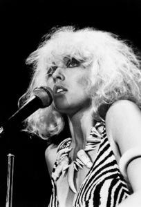 Deborah Harry lead singer of Blondie 1975**I.V. - Image 20265_0027