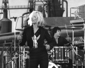 """Deborah Harry lead singer of Blondie in """"Roadie""""1980 United Artists**I.V. - Image 20265_0028"""