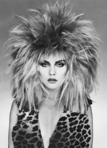 Deborah Harry lead singer of Blondie 1982**I.V. - Image 20265_0029