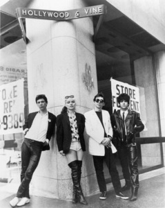 BlondieDeborah Harry, Jimmie Destri, Clem Burke andChris Stein1978**I.V. - Image 20265_0030