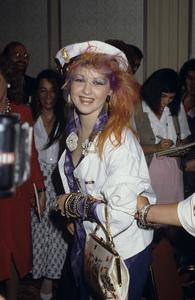 Cyndi Lauper1985 © 1985 Gary Lewis - Image 20297_0018