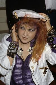 Cyndi Lauper1985 © 1985 Gary Lewis - Image 20297_0019