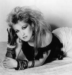 Cyndi Laupercirca 1980s** I.V.M. - Image 20297_0020