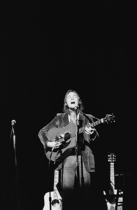 Stephen Stills performing at the Fillmore East in New York City1969 © 1978 Gary Legon - Image 20298_0014