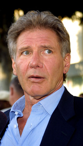 """ K-19: The Widowmaker"" PremiereHarrison Ford at the world premiere. Mann Village Theatre Westwood California. 7/15/02 © 2002 Glenn Weiner - Image 20309_0013"