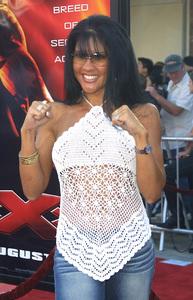 """""""XXX"""" Premiere 8/5/02Mia St. John © 2002 Glenn Weiner - Image 20362_0132"""