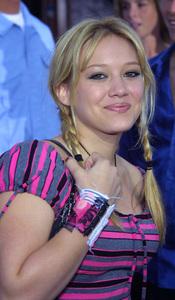 """Blue Crush"" Premiere 8/8/02Hilary Duff © 2002 Glenn Weiner - Image 20366_0107"