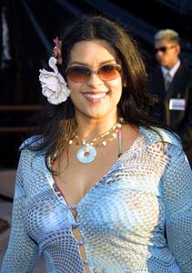 """Blue Crush"" Premiere 8/8/02Rebekah Del Rio © 2002 Glenn Weiner - Image 20366_0143"