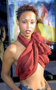 """Blue Crush"" Premiere 8/8/02Trini McGee © 2002 Glenn Weiner - Image 20366_0157"