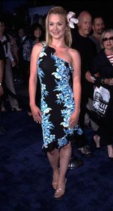 """""""Blue Crush"""" Premiere 8/8/02Lauren Woodland © 2002 Glenn Weiner - Image 20366_0161"""