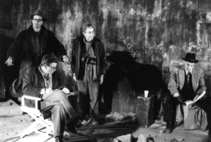 """Wings of Desire"", W. Wenders, B. Ganz, P. Falk, H. Alekan, W. Germany-France, Orion, 1988, **I.V. - Image 20392_0001"