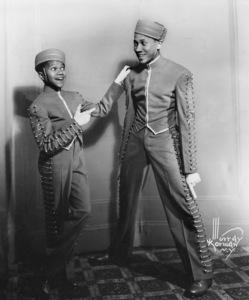 "The Nicholas Brothers, Fayard and Harold""Ziegfeld Follies"", 1936,  **I.V. - Image 20394_0001"