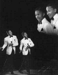 The Nicholas Brothers, Fayard and Haroldc. 1936, **I.V. - Image 20394_0002