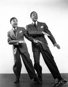 The Nicholas Brothers, Fayard and Haroldc. 1936, **I.V. - Image 20394_0003