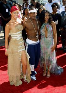 Lady of Soul Train Awards: 8th Annual, Civic Center, Pasadena, CACharlie Baltimore, JaRule and Ashanti8/24/02 © 2002 Glenn Weiner - Image 20398_0117
