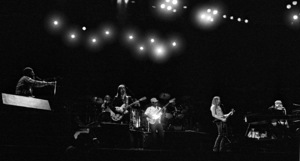The Doobie Brothers performing in Memphis (Michael McDonald)1980© 1980 Michael Jones - Image 20423_0026
