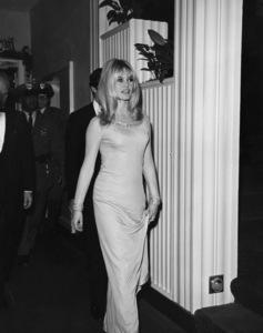 """Brigitte Bardotat the premiere of """"Viva Maria""""December 21, 1965 © 1978 Marv Newton - Image 2043_0023"""
