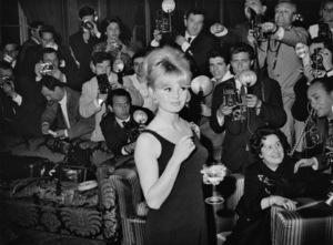 Brigitte Bardotin Rome Italy1963 - Image 2043_0031
