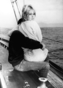Brigitte Bardot & Bob Zaguri1964 - Image 2043_0032