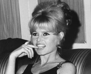 Brigitte Bardotin Rome Italy1963 - Image 2043_0035