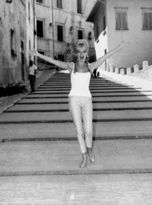 Brigitte Bardot1961Spoleto, Italy - Image 2043_0036