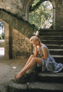 Brigitte Bardot1956 © 2000 Mark Shaw - Image 2043_0067