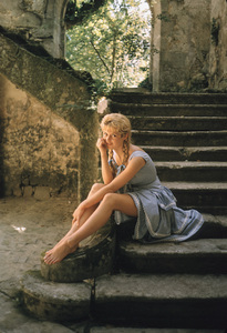 Brigitte Bardot1956 © 2000 Mark Shaw - Image 2043_0068