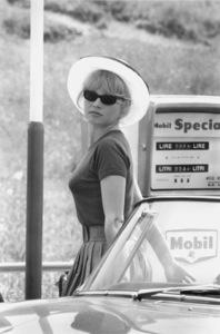 """Brigitte Bardoton the set of """"Contempt""""1963**I.V. - Image 2043_0080"""