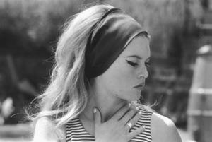 """Brigitte Bardot in """"Contempt""""1963 Embassy**I.V. - Image 2043_0086"""