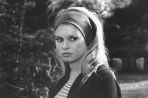 """Brigitte Bardot in """"Contempt""""1963 Embassy**I.V. - Image 2043_0088"""