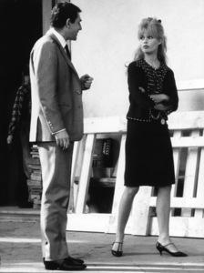 Brigitte Bardot with her ex-husband Roger Vadim1962 - Image 2043_0166