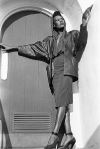 Grace Jones1984© 1984 Ivy Ney - Image 20446_0021