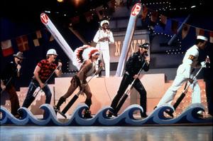 """Village People""Ray Simpson; Randy Jones; David Hodo; Felipe Rose; Glenn Hughes; Alexander BrileyC. 1979**I.V. - Image 20459_0002"