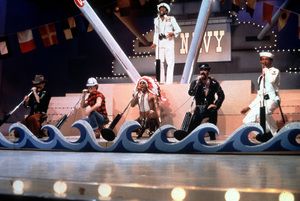 """Village People""Ray Simpson; Randy Jones; David Hodo; Felipe Rose; Glenn Hughes; Alexander BrileyC. 1979**I.V. - Image 20459_0003"