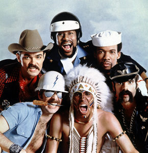 """Village People""Ray Simpson; Randy Jones; David Hodo; Felipe Rose; Glenn Hughes; Alexander BrileyC. 1979**I.V. - Image 20459_0006"