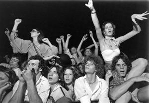 Aerosmith (fans) during their Rocks Tour in Atlanta, Georgia at the Omni ColiseumMay 22, 1976© 1978 Ron Sherman - Image 20468_0050