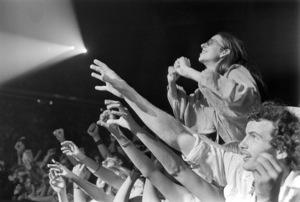 Aerosmith (fans) during their Rocks Tour in Atlanta, Georgia at the Omni ColiseumMay 22, 1976© 1978 Ron Sherman - Image 20468_0051