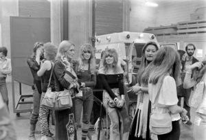 Aerosmith (fans) during their Rocks Tour in Atlanta, Georgia at the Omni ColiseumMay 22, 1976© 1978 Ron Sherman - Image 20468_0052