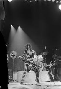 Aerosmith (Steven Tyler) performing during their Rocks Tour in Atlanta, Georgia at the Omni ColiseumMay 22, 1976© 1978 Ron Sherman - Image 20468_0059