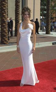 Emmy Creative Arts Awards 2002Maria MenounosShrine Expo Center, Los Angeles CA, 9/14/02 © 2002 Glenn Weiner - Image 20471_0131