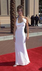 Emmy Creative Arts Awards 2002Maria MenounosShrine Expo Center, Los Angeles CA, 9/14/02 © 2002 Glenn Weiner - Image 20471_0132