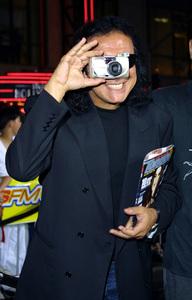 Tuxedo, The: PremiereGene SimmonsMann Chinese Theater, Hollywood, CA  9/19/02 © 2002 Glenn Weiner - Image 20474_0118