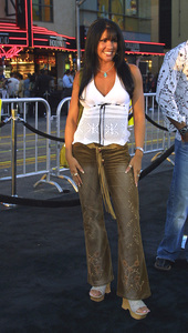 Tuxedo, The: PremiereMia St. JohnMann Chinese Theater, Hollywood, CA  9/19/02 © 2002 Glenn Weiner - Image 20474_0156