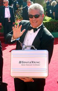 Emmy Awards - 54th AnnualErnest Young 9/22/02 © 2002 Glenn Weiner - Image 20476_0128