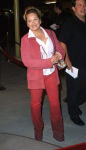 Below PremiereCharlene TiltonArclight Theater Hollywood, California 10/07/02 © 2002 Glenn Weiner - Image 20564_0112