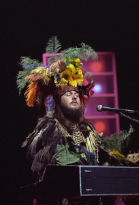 Dr. John (aka Mack Rebennack)circa 1980** H.L. - Image 20569_0001