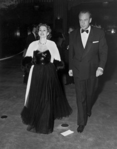 """Academy Awards - 23rd Annual""Zsa Zsa Gabor, George Sanders1951 - Image 20585_0015"
