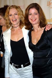 Women Rock Benefit ConcertMarg Helgenberger & Dana DelanyKodak Theater Hollywood, California 10/10/02 © 2002 Glenn Weiner - Image 20589_0113
