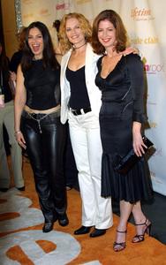 Women Rock Benefit ConcertFran Drescher, Marg Helgenberger & Dana Delany Kodak Theater Hollywood, California 10/10/02 © 2002 Glenn Weiner - Image 20589_0114
