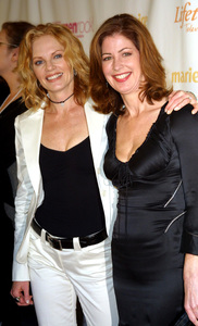 Women Rock Benefit ConcertMarg Helgenberger & Dana DelanyKodak Theater Hollywood, California 10/10/02 © 2002 Glenn Weiner - Image 20589_0120